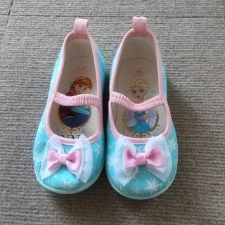 ニシマツヤ(西松屋)の上靴 アナと雪の女王(スクールシューズ/上履き)