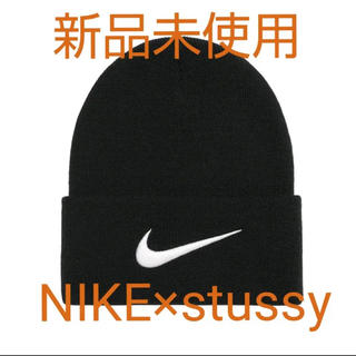 NIKE stussy  BEANIE   ニット帽 ビーニー