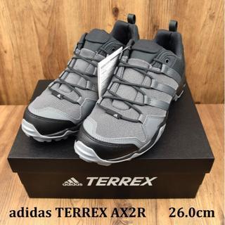 アディダス(adidas)の新品 adidas TERREX AX2R シューズ スニーカー 26.0cm(ブーツ)