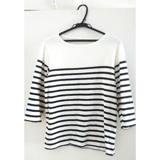 ジーユー(GU)のGU 七分丈 Mサイズ(Tシャツ/カットソー(七分/長袖))