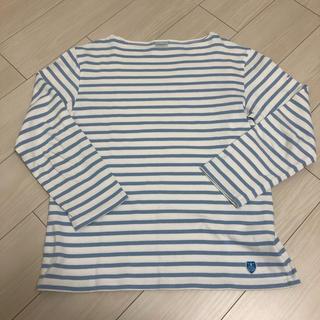 オーシバル(ORCIVAL)のORCIVAL コットンロードフレンチバスクシャツ(Tシャツ/カットソー(七分/長袖))