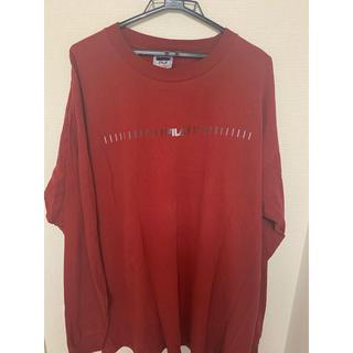 フィラ(FILA)のFILA 古着 ロンT made in USA (Tシャツ/カットソー(七分/長袖))