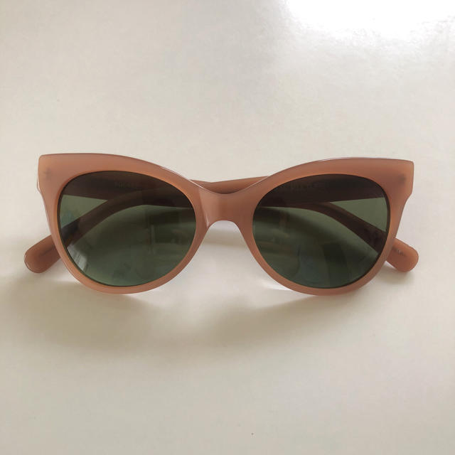 OPENING CEREMONY(オープニングセレモニー)のKAMALIKULTURE サングラス  ブラウン ピンク キャットアイ レディースのファッション小物(サングラス/メガネ)の商品写真
