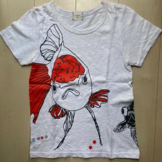 Tシャツ 金魚