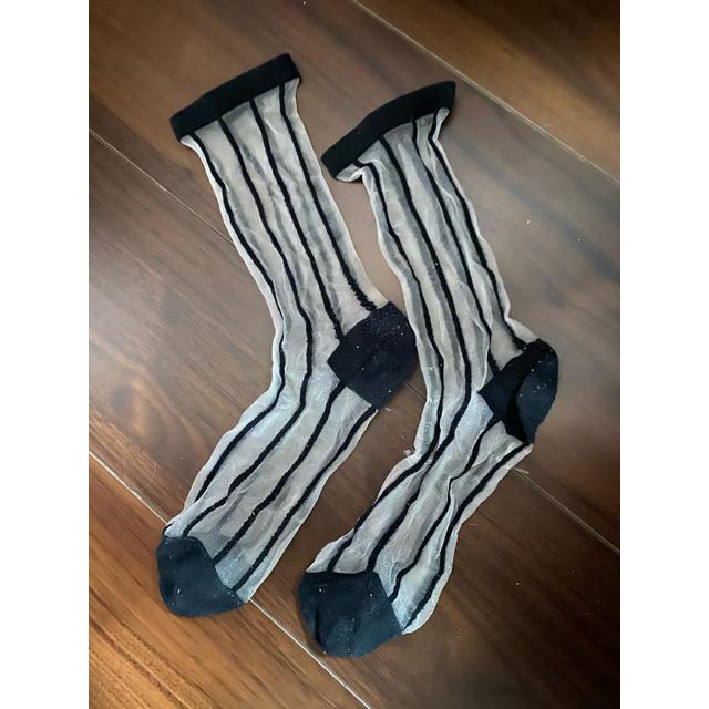 tutuanna(チュチュアンナ)の靴下 五足セット レディースのレッグウェア(ソックス)の商品写真