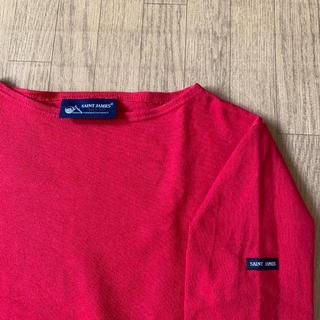 セントジェームス(SAINT JAMES)のSAINT JAMES ウエッソン 無地 長袖tシャツ(カットソー(長袖/七分))
