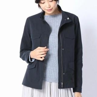 コムサイズム(COMME CA ISM)の刺繍付きジャケット(ブルゾン)