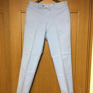 トゥモローランド(TOMORROWLAND)のトゥモローランド TOMORROWLAND メンズ M パンツ 綿 水色 48(スラックス)