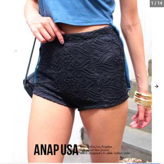 アナップ(ANAP)のANAP USA 未使用(ショートパンツ)