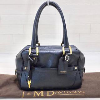 ジェイアンドエムデヴィッドソン(J&M DAVIDSON)の☆美品・人気モデル☆ J&M DAVIDSON ミニミア MINI MIA(ハンドバッグ)
