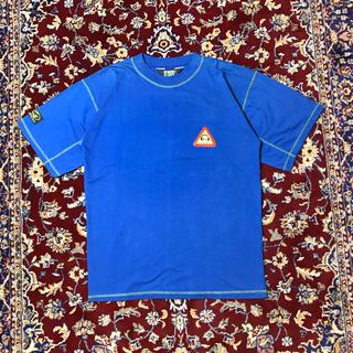 ウォルターヴァンベイレンドンク(Walter Van Beirendonck)のUK vintage wide-arm cyber TEE(Tシャツ/カットソー(半袖/袖なし))