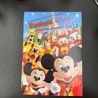 ディズニー(Disney)のディズニーファンダブルカレンダー(カレンダー/スケジュール)