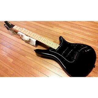 ヤマハ(ヤマハ)のYAMAHA MG 日本製 国産 ヴィンテージ 黒 訳あり(エレキギター)