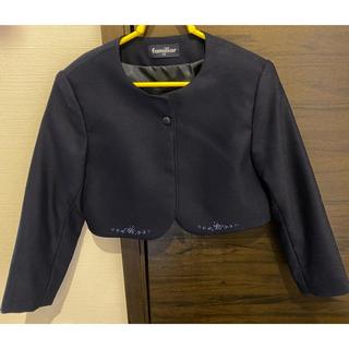familiar - お受験125センチファミリアジャケット