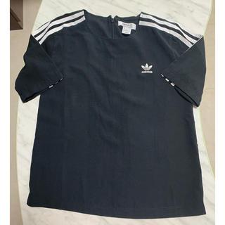 アディダス(adidas)のアディダスオリジナルストップス(ポロシャツ)
