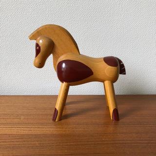 カイボイスン(Kay Bojesen)の▪️KAY BOJESEN Spotted pony ▪️(置物)