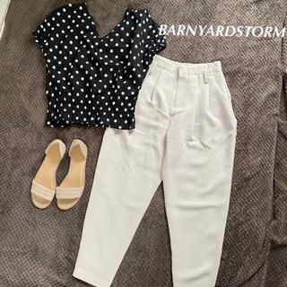 BARNYARDSTORM - BARNYARDSTORM バンヤードストーム パンツ