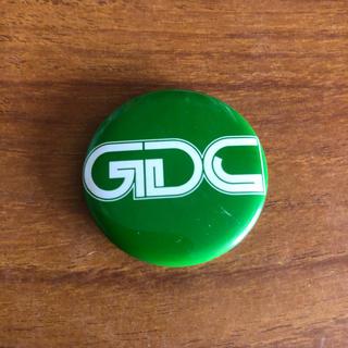 ジーディーシー(GDC)のGDC 缶バッジ(その他)