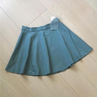 アーバンリサーチ(URBAN RESEARCH)のアーバンリサーチ スカート ミニスカート フレアースカート 新品 Mサイズ(ミニスカート)