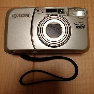 キョウセラ(京セラ)のフィルムカメラ KYOCERA Zoomate120SE(フィルムカメラ)