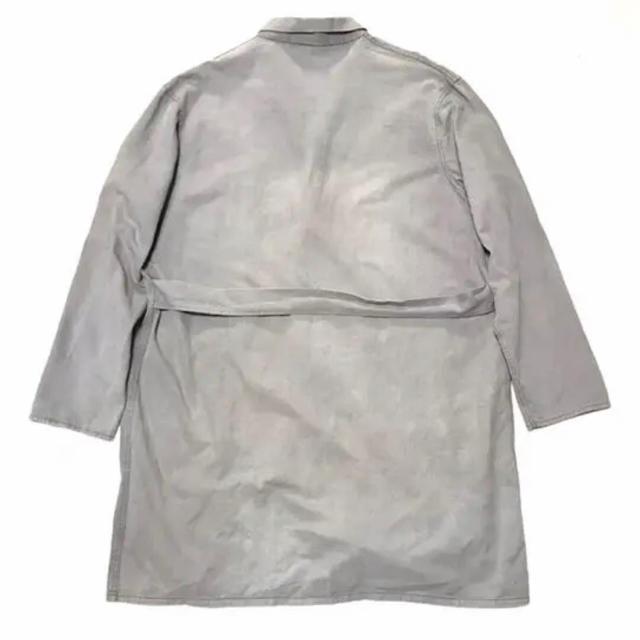 Paul Harnden(ポールハーデン)の60'sビンテージ フレンチワーク アトリエコート ショップコート ユーロワーク メンズのジャケット/アウター(ステンカラーコート)の商品写真