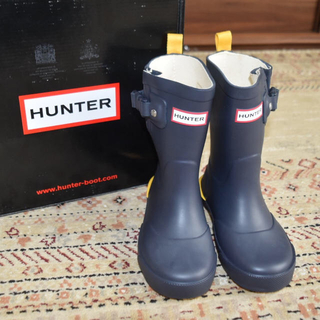 HUNTER - Hunter 子供レインシューズ