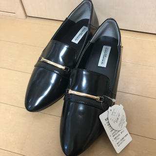 シマムラ(しまむら)の新品未使用タグ付き HK WORKS LONDON ローファー パンプス(ローファー/革靴)