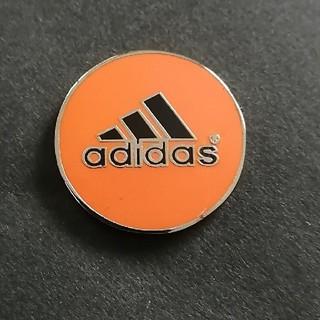 アディダス(adidas)の【新品】adidas ボール マーカー 直径2.2cm ゴルフ アディダス ③(その他)