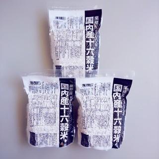 種商 国内産十六穀米 業務用 500g(米/穀物)