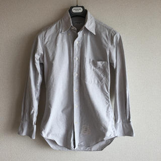 トムブラウン(THOM BROWNE)のトムブラウン THOM BROWNE オックスフォードボタンダウンシャツ 0(シャツ)