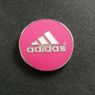アディダス(adidas)の【新品】adidas ボール マーカー 直径2.2cm ゴルフ アディダス⑤(その他)