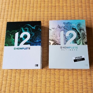 KOMPLETE 12 ULTIMATE Collectors Edition(ソフトウェア音源)