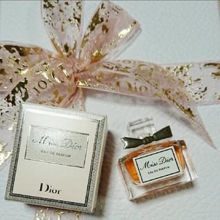 クリスチャンディオール(Christian Dior)のミス ディオール オードゥ パルファン  ミニ(その他)