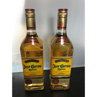 ホセ・クエルボ エスペシャル レポサド テキーラ 750㎖瓶 2本セット(蒸留酒/スピリッツ)