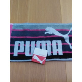 プーマ(PUMA)のPUMAのスポーツタオル(タオル/バス用品)