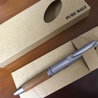 ミツビシ(三菱)のPURE MALT 2色ボールペン オーク材(ペン/マーカー)