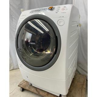 東芝 - 東芝 ななめ型ドラム式洗濯乾燥機9.0kg 節水ザブーン TW-G520L