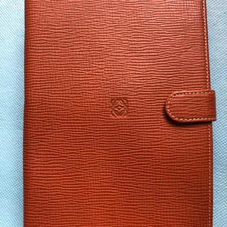 ロエベ(LOEWE)のLoewe 革のオフィスノート(手帳)