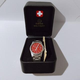 スイスミリタリー(SWISS MILITARY)のスイスミリタリー SWISS MILITARY 腕時計(腕時計)