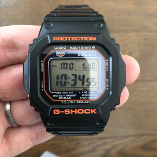 CASIO(カシオ)の【即日発送】G-SHOCK GW-M5610R CASIO カシオ メンズの時計(腕時計(デジタル))の商品写真