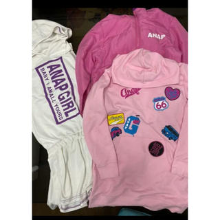 アナップキッズ(ANAP Kids)のANAP kids 3点セット 140 150(Tシャツ/カットソー)