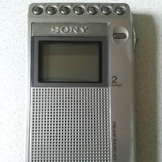 ソニー(SONY)のSONY FM/AM PLLシンセサイザーラジオ(ラジオ)