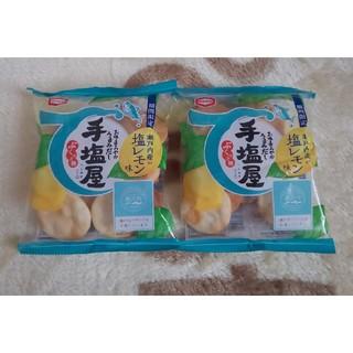 カメダセイカ(亀田製菓)の手塩屋(菓子/デザート)