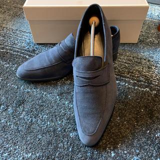 スーツカンパニー(THE SUIT COMPANY)のスーツセレクト スエード ローファー(ドレス/ビジネス)