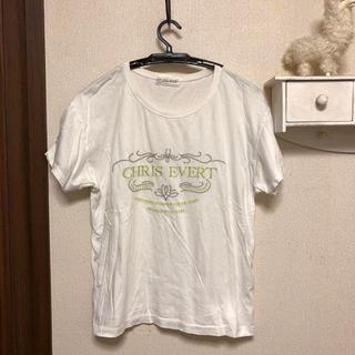アシックス(asics)のクリスエバートTシャツ(Tシャツ(半袖/袖なし))