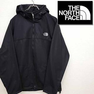 THE NORTH FACE - 新品 ノースフェイス L ブラック アウトレット マウンテンパーカー