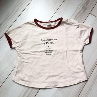 シマムラ(しまむら)のtete a tete Tシャツ 90cm(Tシャツ/カットソー)