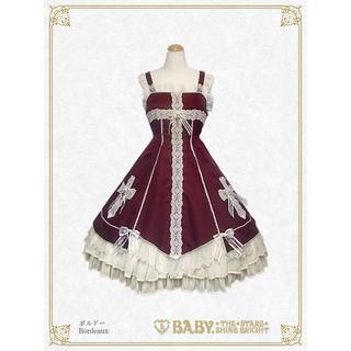 BABY,THE STARS SHINE BRIGHT - 【いちごまにあ様専用】Maria de la croix ジャンパースカート