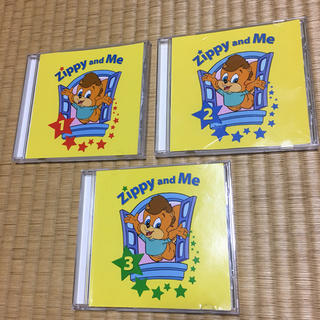 DWE Zippy  and  MeのCD3枚 ジッピーアンドミー ズィッピー(キッズ/ファミリー)