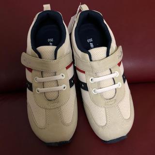ファミリア(familiar)の未使用 ファミリア 靴 20cm(スニーカー)